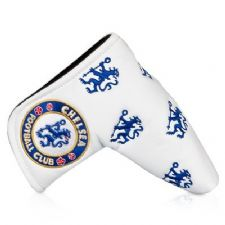 Official Chelsea Blade Putter Cover & Ball Marker